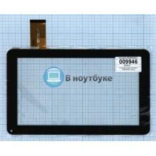 Сенсорное стекло (тачскрин) HK90DR2027 черный