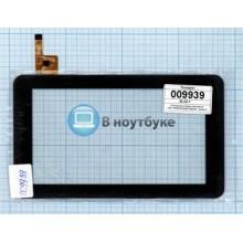 Сенсорное стекло (тачскрин) FPC-TP070072(DR1334)-00  черный
