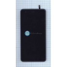 Модуль (матрица + тачскрин) Highscreen ICE 2 с рамкой черный