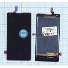 Модуль (матрица + тачскрин) Huawei Ascend G700 черный