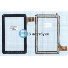 Сенсорное стекло (тачскрин) FPC-TP090005(98VB)-00 черный