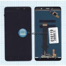 Модуль (матрица + тачскрин) Xiaomi Redmi Note 3 черный