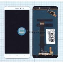 Модуль (матрица + тачскрин) Xiaomi Redmi Note 3 белый