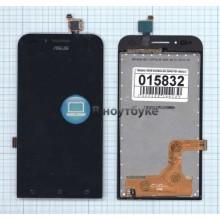 Модуль (матрица + тачскрин) ASUS Zenfone Go ZC451TG черный