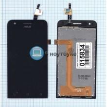 Модуль (матрица + тачскрин) ASUS Zenfone C/ZC451CG черный