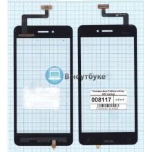Сенсорное стекло (тачскрин) Asus Padfone Infinity A80 черный