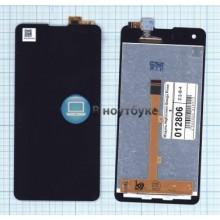 Модуль (матрица + тачскрин) Highscreen Omega Prime S Black