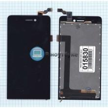 Модуль (матрица + тачскрин) Highscreen Spider черный