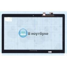 Сенсорное стекло (тачскрин) Asus S550CB 5345S FPC-1