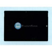 Модуль (матрица + тачскрин) Microsoft Surface Pro 3 черный