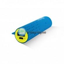 Внешняя аккумуляторная батарея AI-TUBE B 3100mAh (11Wh) голубая Amperin