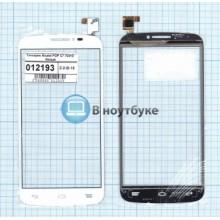 Сенсорное стекло (тачскрин) Alcatel POP C7 7041D белое