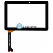 Сенсорное стекло (тачскрин) Asus ME102 черный