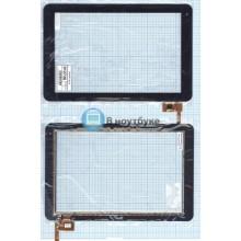 Сенсорное стекло (тачскрин) RS10F207 черный