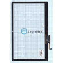 Сенсорное стекло (тачскрин) Acer R7-572  E219454 94V-0 черное