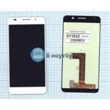 Модуль (матрица + тачскрин) Huawei Honor 6 белый