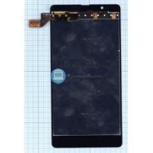 Модуль (матрица + тачскрин) Microsoft Lumia 540 Dual Sim черный