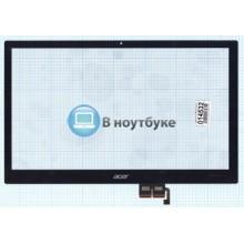Сенсорное стекло (тачскрин) Acer ASPIRE V5-531 черный