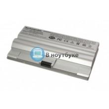 Аккумуляторная батарея BPS8 для ноутбука Sony VAIO VGN-FZ 5200mah Silver OEM