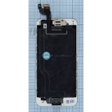 Модуль (матрица + тачскрин) Apple iPhone 6 белый Home