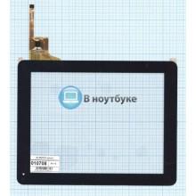Сенсорное стекло (тачскрин) WJ-DR97010 SR черный