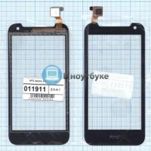 Сенсорное стекло (тачскрин) HTC desire 310 черный