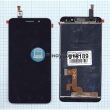 Модуль (матрица + тачскрин) Huawei Honor 4X черный