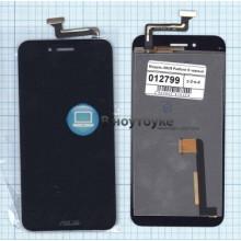 Модуль (матрица + тачскрин) ASUS Padfone S черный