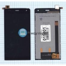Модуль (матрица+тачскрин) Explay Neo черный