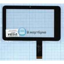 Сенсорное стекло (тачскрин) 04-0700-0618 V2 черное