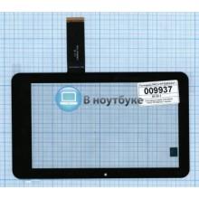Сенсорное стекло (тачскрин) FPC3-TP70001AV1 черное