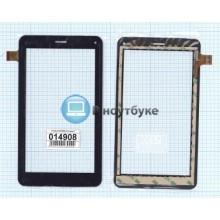 Сенсорное стекло (тачскрин) RS7F299D-V2.0 черное