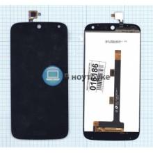 Модуль (матрица + тачскрин) Acer Z630 черный