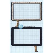 Сенсорное стекло (тачскрин) DH-0926A1-PG-FPC080-V3.0 черный