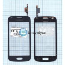 Сенсорное стекло (тачскрин) Samsung Galaxy Ace 3 GT-S7270 черное