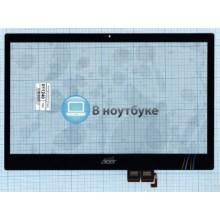Сенсорное стекло (тачскрин) Acer Aspire V5-471 14.0 черный