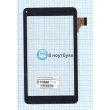 Сенсорное стекло (тачскрин) OPD-TPC0265 ver.2  черный