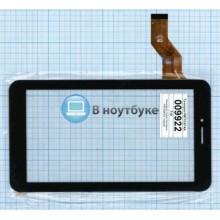Сенсорное стекло (тачскрин) FM710301KA черный