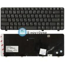 Клавиатура для ноутбука HP 500 510 520 черная