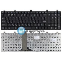 Клавиатура для ноутбука MSI ER710 EX600 EX6?10 EX620 EX623 EX630 EX700 черная