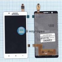 Модуль (матрица + тачскрин) Lenovo A536 белый