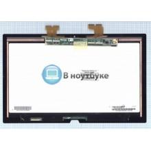 Модуль (матрица + тачскрин) Sony VAIO Duo 13 SVD1321 черный
