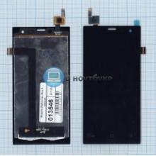 Модуль (матрица + тачскрин) Highscreen Zera S черный