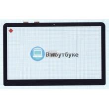 Сенсорное стекло (тачскрин) HP ENVY X360 15-W черный