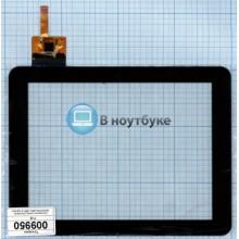 Сенсорное стекло (тачскрин) 300-N3708A-B00_VER1.0 черный