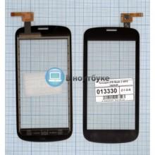 Сенсорное стекло (тачскрин) ZTE Blade 2 V818 черный