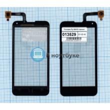 Сенсорное стекло (тачскрин) Fly IQ4415 черное