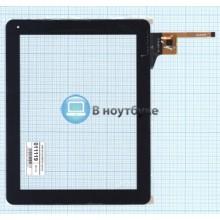 Сенсорное стекло (тачскрин) WJ-DR97010 для DNS AirTab M973G черный