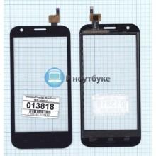 Сенсорное стекло (тачскрин) Prestigio MultiPhone 5501 черный