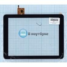 Сенсорное стекло (тачскрин) Texet 9757 3G черный